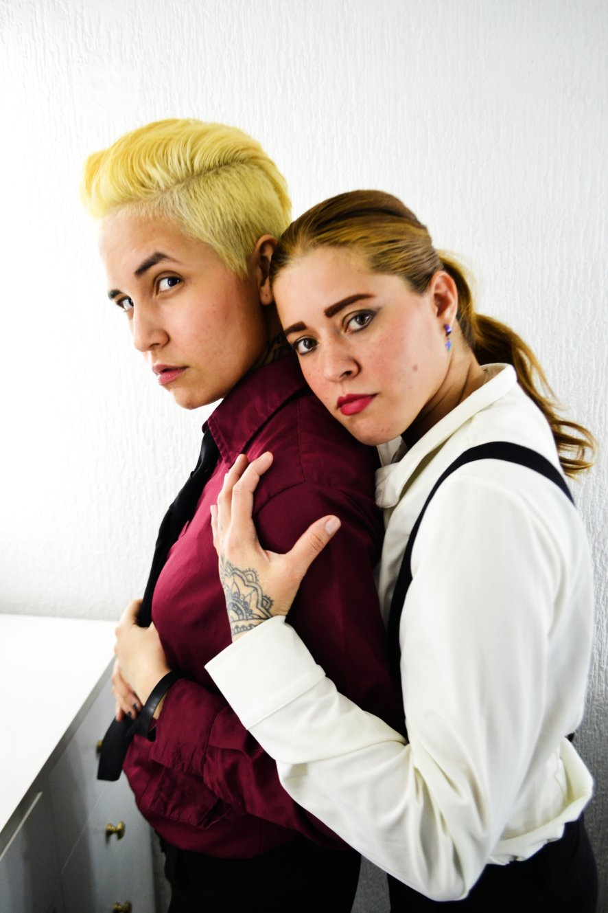 Busty japanese lesbian