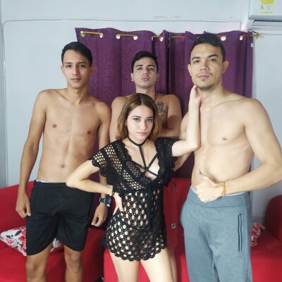 Three_gang