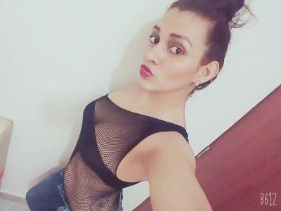 Mafer_shy