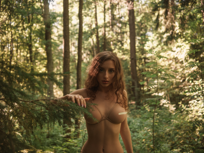 Spring_forest