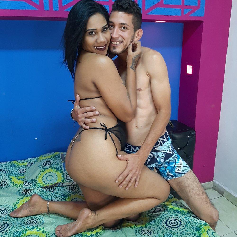 isa_and_ronny at StripChat