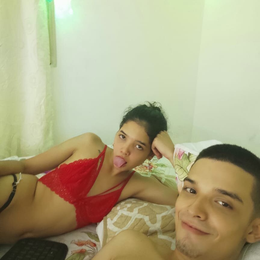 sexy_skinny_couple_return at StripChat