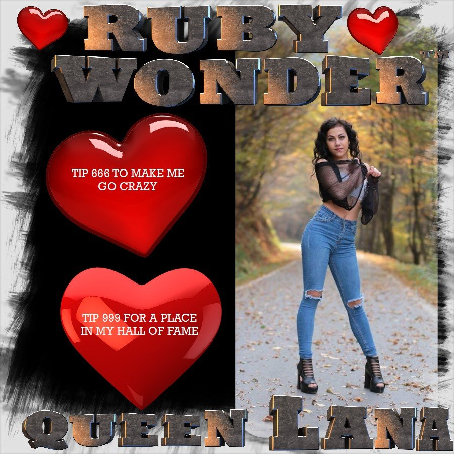 RubyWonder at StripChat
