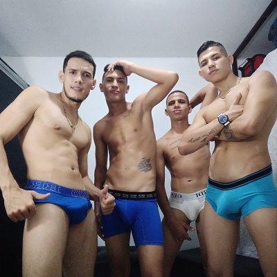 Hotboyspartylatinos