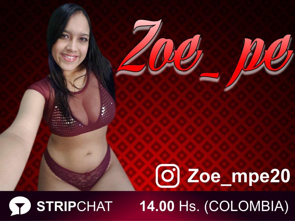 zoe_pe at StripChat
